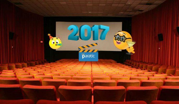 Sinemaseverlere Dev Hizmet: Paratic'in 2017'de En Çok Paylaşılan 10 Film Listesi