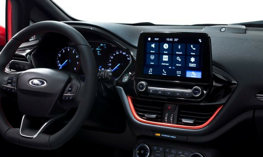 2018 Yeni Ford Connect İç Mekan Yapısı