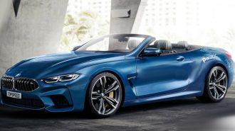 """2018 Yılında BMW """"M8"""" Modelinin Çıkışı Onaylandı!"""