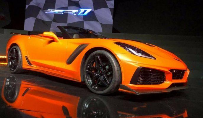 """2019 Corvette ZR1 """"Hennessey"""" Eşliğinde Uçak Moduna Geçiriliyor!"""