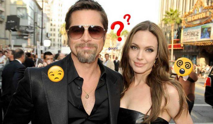 """Angelina Jolie'nin Ardından Brad Pitt'e """"Benzeyememe"""" Vakası!"""