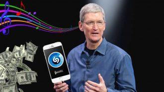 Apple'ın Yeni Hamlesi Shazam'ı Satın Almak mı Olacak?