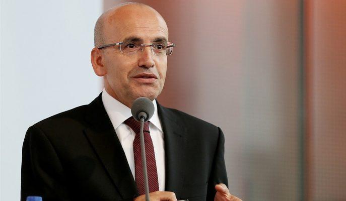 Başbakan Yardımcısı Şimşek Enflasyonda Düşüş Öngörüyor