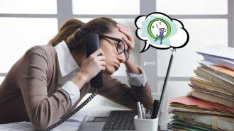 Beyaz Yakalıların Yoğun İş Temposu Nedeniyle Vardığı Nokta Endişelendiriyor!