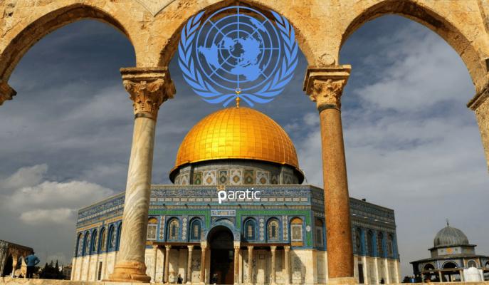 Birleşmiş Milletler Kudüs için Kararını Verdi!