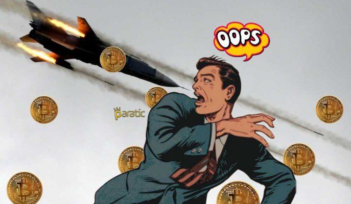 Bitcoinde Endişeler Gerçeğe mi Dönüyor? İşte Büyük Düşüşün Nedenleri