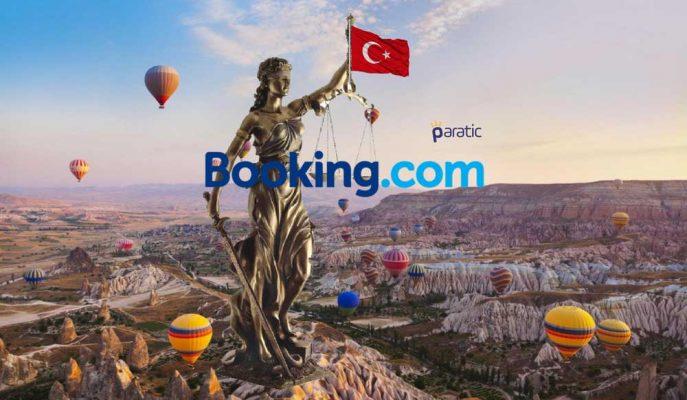 Booking.com Mahkeme Kararı: Yasak Tamamen Kaldırılmalı!