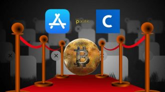 Bitcoindeki Yükselişle Coinbase Apple'da En Çok İndirilen Uygulama Oldu