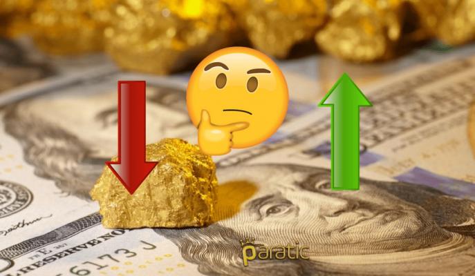 ABD Gelişmeleri Doları Desteklerken Altını 4 Ayın Dibine Çekti!