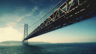 Dünyanın En Etkileyici 5 Asma Köprüsünün Yapım Görüntüleri