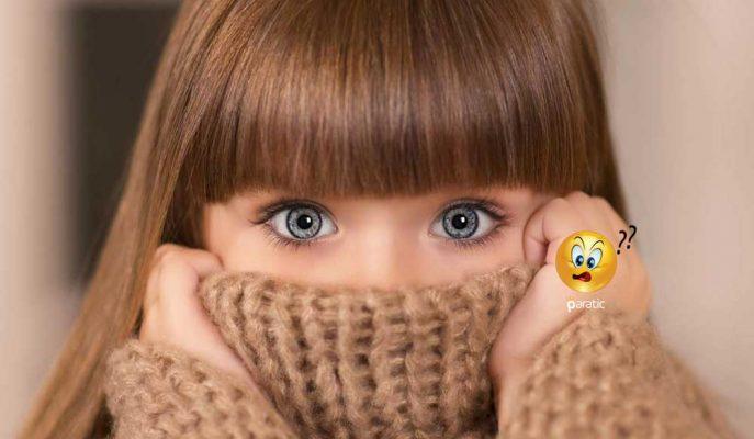 Dünyanın En Güzel Kızı İlan Edilen Çocuk İnsanları İkiye Böldü!