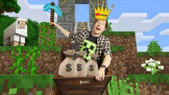 """Dünyanın En Zengin YouTuber'ı Oyun Kanalı ile Yılda """"16.5 Milyon Dolar"""" Kazanıyor!"""