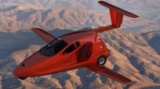 """Gökyüzüne Çıkan İlk En Hızlı Spor Otomobil: """"Samson Switchblade"""""""