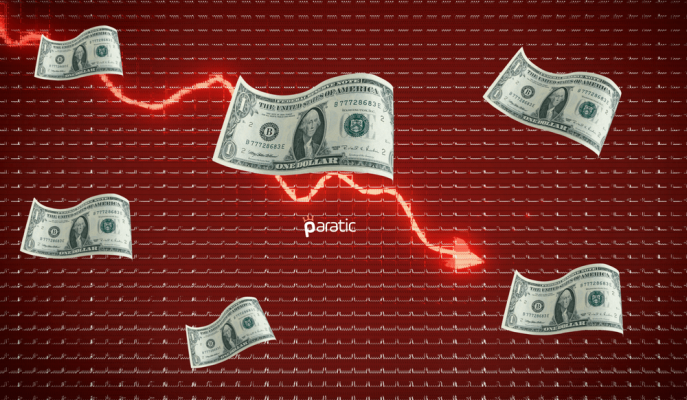 Düşüşü Hızlanan Dolar Kuru 3,84'e Geriledi!