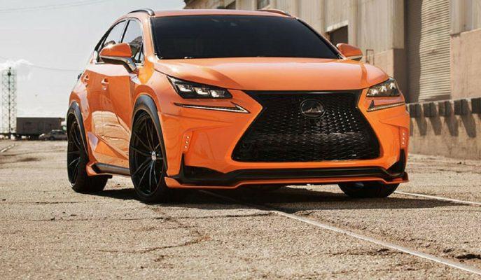 Elite Motorworks'un Lexus NX 200t F Sport'u Karizma Ötesi!