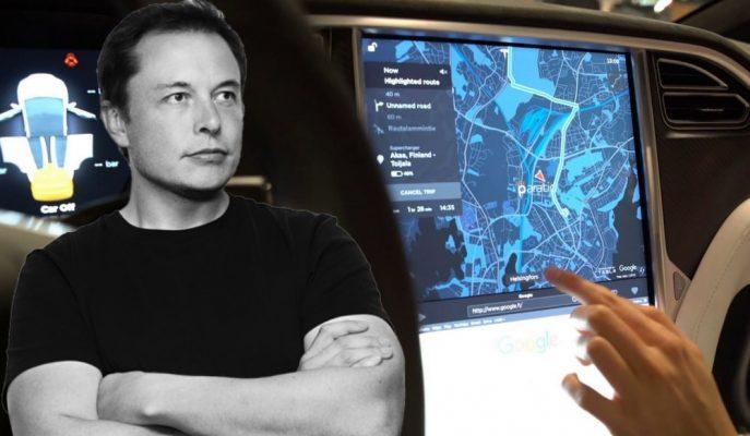 Elon Musk 2018 Yılında Tesla Araçlarına Gelişmiş Yazılım Müjdesi Verdi!