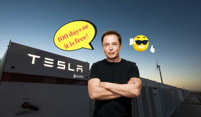 Elon Musk Rekora Doymuyor! Dünyanın En Büyük Pili Çalıştırıldı