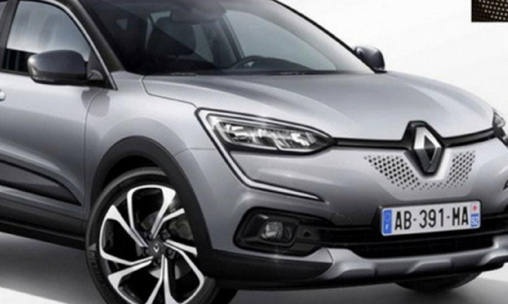 2019 Renault Captur Dış Görünüm