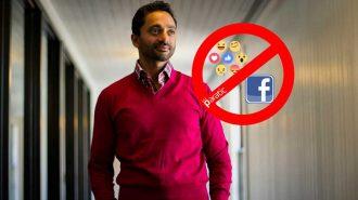 """Eski Facebook Yöneticisi: """"Kullanmıyorum Çünkü Programlanmak İstemiyorum"""""""