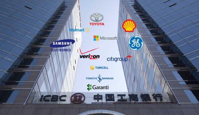 Forbes Verilerine Göre Dünyanın En Büyük 20 Şirketi
