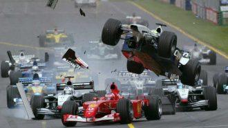 Formula 1 Yarışlarında Yaşanmış  10 Korkunç Kaza Anı