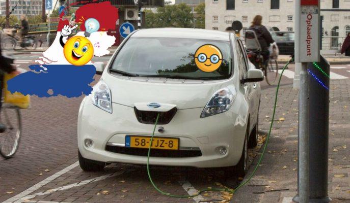 Hollanda Elektrikli Araçlara Yönelik Bir İlki Gerçekleştirecek!
