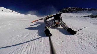 Kayak Meraklılarının Hem Komik Hem de Korkunç Düşme Anları