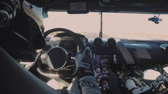 Koenigsegg Agera RS'in 457 km/h Rekor Heyecanına Sizi de Ortak Ediyor!