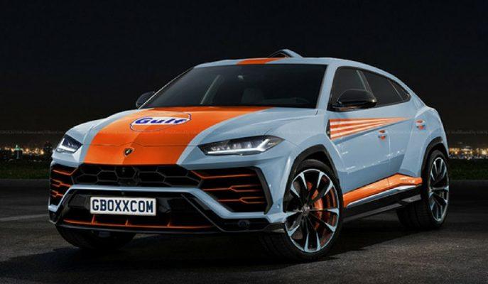 Lamborghini Urus SUV'a Yapılan Tasarım Ötesi Şekiller!
