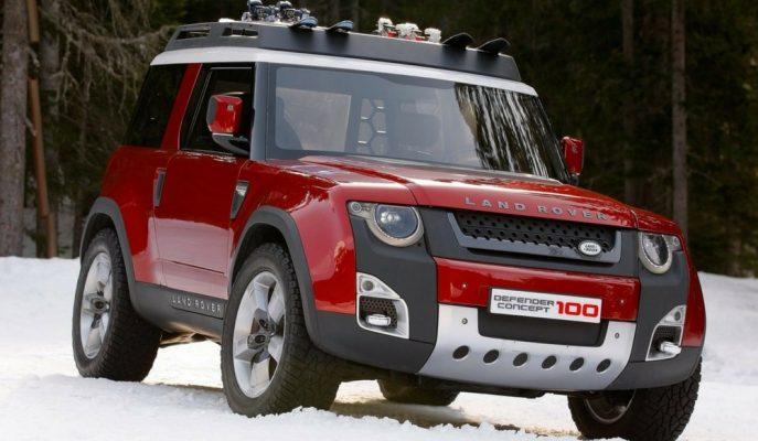 Land Rover 2019 Defender Modeli için Büyük Radikal Kararını Açıkladı!