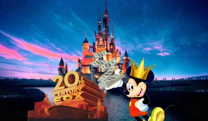 Milyar Dolarlık Dev Anlaşma Gerçekleşti! Walt Disney 21st Century Fox'u Satın Aldı!