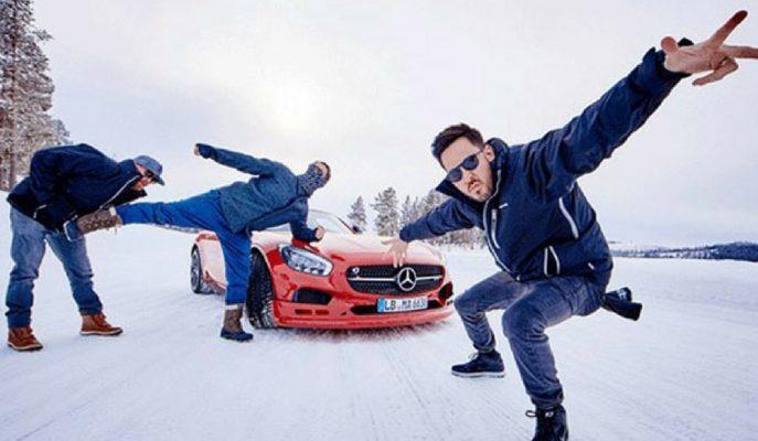 """Mercedes Elektrikli AMG Modelleri için Rock Grubu """"Linkin Park"""" ile Ortak Oldu!"""