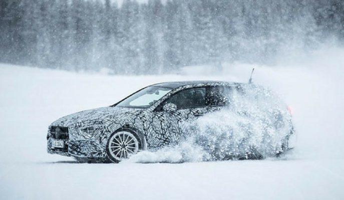 Mercedes Çıkışı Yapılacak A Serisi Motorları Hakkında Ufak İpuçları Verdi!