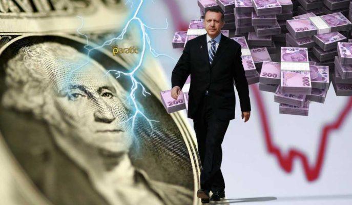 Merkez Bankası ve Cumhurbaşkanı Erdoğan Etkisiyle Dolar 3,89 Lirada!