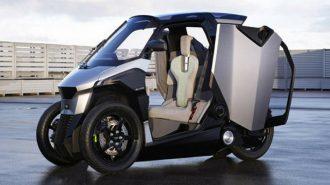 PSA'dan Pratik Yapılı Şehir İçi Kullanımlarına Hibrit Mini Araç!