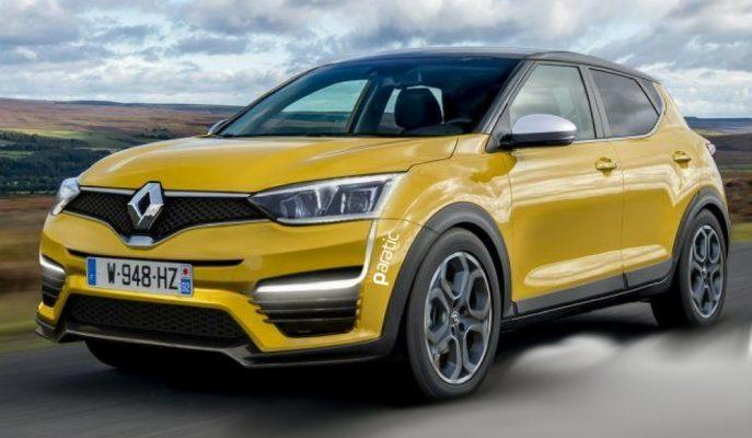 """Renault 2019 Yeni Kasa """"Captur"""" Hazırlıklarına Başladı!"""