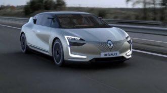 Renault Symbioz Konsept: Lüks Ev Odası Kıvamında Kullanım Sunan Otonom Araba!
