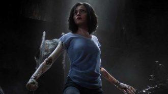 Robert Rodriguez ile James Cameron'ın İmzasını Taşıyan Alita: Battle Angel'dan İlk Fragman!