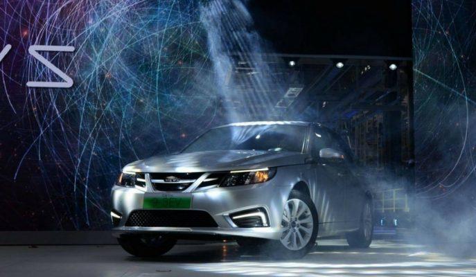 """Saab'ın """"NEVS"""" Olmasıyla Sedan 9-3'ler EV Olarak Tekrar Geri Döndü!"""