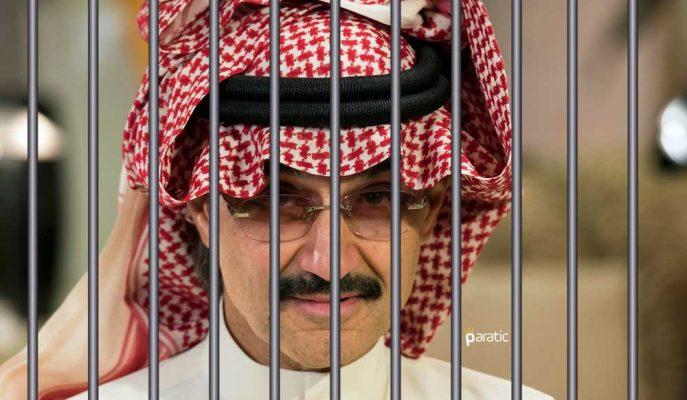 """Gözaltındaki Suudi Prensin Özgürlüğüne """"6 Milyar Dolar"""" Bedel Biçildi!"""