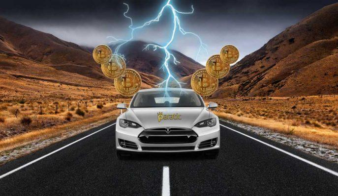 Tesla Model S Sahibi Elektriğe Para Ödemeden Kripto Para Madenciliği Yapıyor