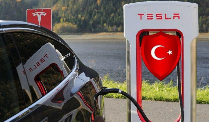 Tesla Türkiye'de Supercharger İstasyon Kurulumuna Başlıyor!