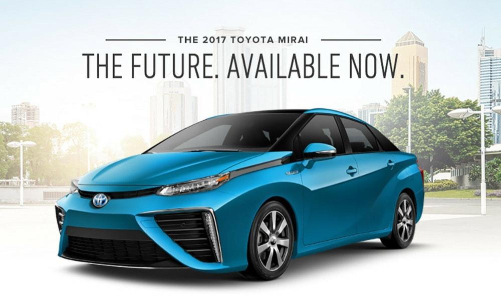 Toyota Çevre Ödülü Mirai