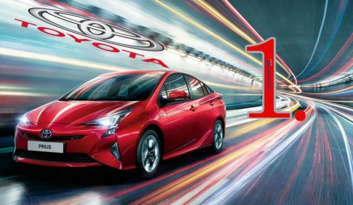 Toyota Yine Önemli Bir Konuda Dünya Birincisi Oldu!