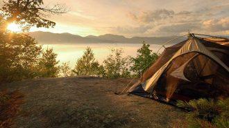 Ülkemizde Kamp Yapmak için İdeal 5 Mekanın Enfes Görüntüleri