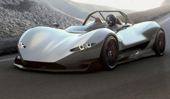 "Ultra Hafif 360 Hp'lik Engerek: ""2020 Aznom SerpaS Roadster"""