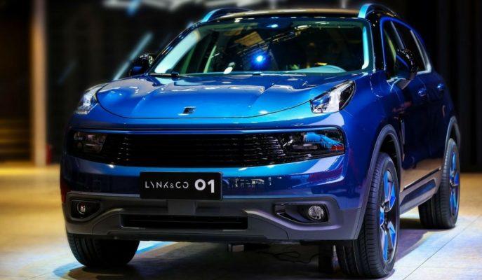 """Volvo – Geely Ortak Firması """"Lynk & CO"""" 01 SUV Modeliyle Resmen Rekor Kırdı!"""