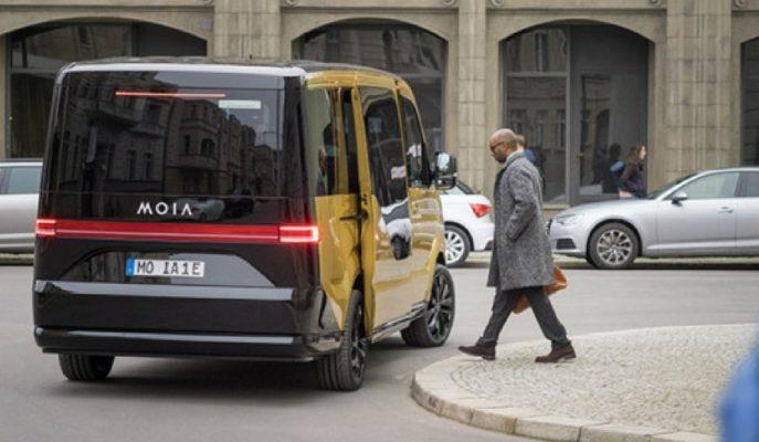 VW MOIA ile Yolcular Otonom Sistemle Taşınacak!