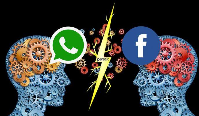 Whatsapp'a Fransa'dan Uyarı: Facebook'la Veri Paylaşımını 1 Ay İçinde Durdur!