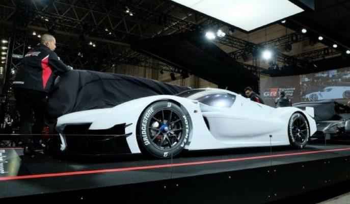 1000 Beygire Yakın Gücüyle Toyota GR Super Sport Konsept!